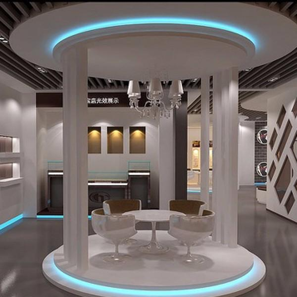 SMD 5050 60PCD LED Mirror Lights Dimmable Led Strip High Efficiency