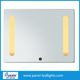 China Backlit Vanity Square Led Hotel Wall Mirror 3 Years Warranty 3-12w factory