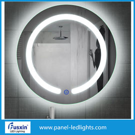 China High Brightness Makeup LED Strip Mirror Wall Mounted For Bathroom factory
